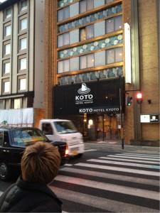 なかなか綺麗なホテルでした!!