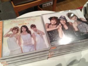CD発売おめでとう!!