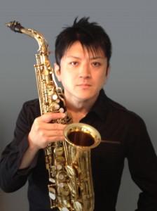 サックス奏者 藤丸和彦