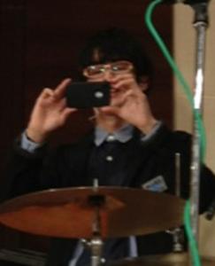 あ!カメラ持ってる!!